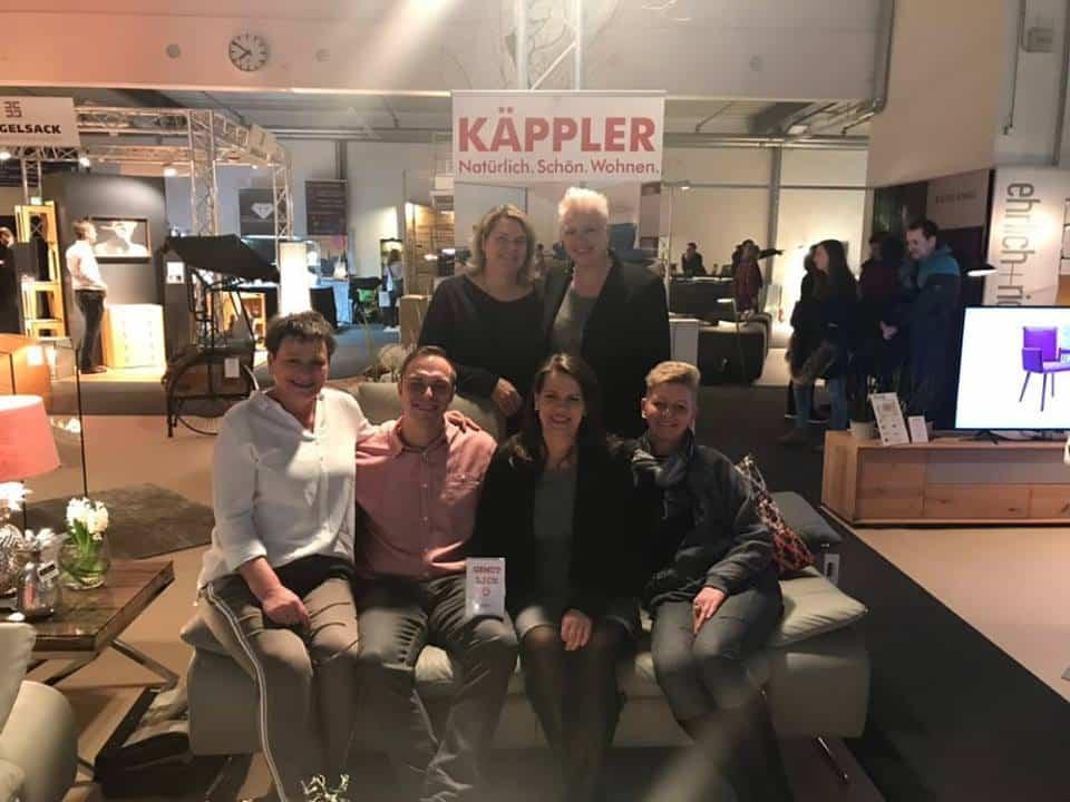Das Team von Käppler