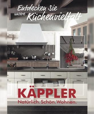 Küchenkataloge bei Käppler