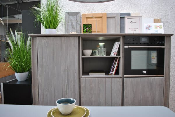 Küche Tabia in Fichte
